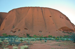 Ayers rock Royalty Free Stock Photography