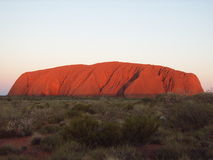 Ayers Rock Royalty Free Stock Image