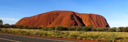 Ayers Rock, Northern Territory, Australia Stock Photos