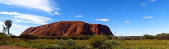 Ayers Rock, Northern Territory, Australia Stock Image