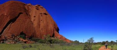 Ayers Rock, Northern Territory, Australia Royalty Free Stock Photo