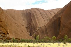 Ayers Rock/Uluru, Australia Royalty Free Stock Photos