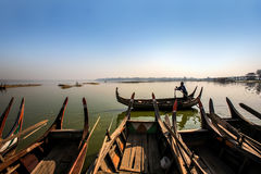 Ayeyarwady river, myanmar Stock Photography