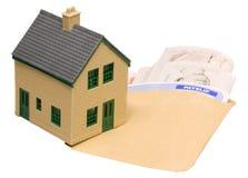 Ayez besoin d'une hypothèque Photographie stock libre de droits