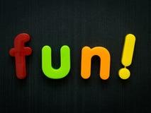 Ayez le concept d'amusement images libres de droits