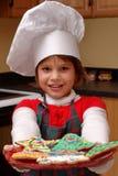 Ayez un biscuit ! Image libre de droits