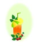 Ayez une boisson, vecteur de cdr Illustration Stock