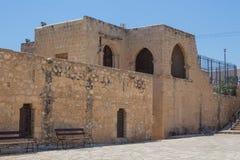 Ayia Napa修道院,塞浦路斯 库存照片