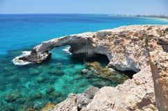 Ayia Napa, Кипр стоковая фотография rf
