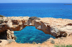 Ayia Napa Cypern Royaltyfri Bild