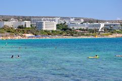 Ayia Napa, Cyprus Royalty Free Stock Images
