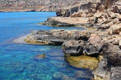 Ayia Napa, Cyprus Royalty Free Stock Photos