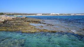 Ayia Napa kurort na wyspie Cypr zbiory