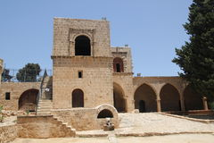 Ayia Napa Monastery Royalty Free Stock Images