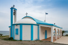 Ayia Thekla Church, Cyprus Royalty Free Stock Images