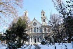 Ayia Triada Greek Orthodox Church Royalty Free Stock Images