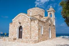 Ayios Elias Church Fotografía de archivo