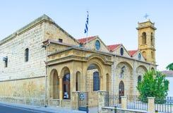Ayios Savvas Church fotos de archivo