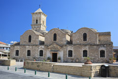 Ayious Lazarus Church, Larnaca, Cyprus Stock Image