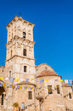 Ayious Lazarus Church, Larnaca, Cyprus Royalty Free Stock Photos