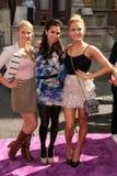 Ayla Kell,Cassie Scerbo,Josie Loren Royalty Free Stock Image