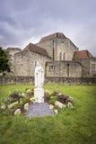 Aylesford小修道院 库存图片