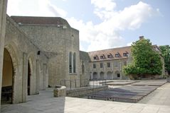 Aylesford Friars 2 Stock Image