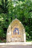 Aylesford Friars Shrine Stock Photography