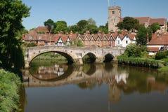 Aylesford, Kent fotografia de stock