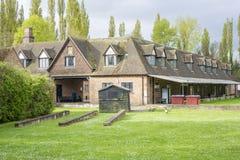 Aylesford munkkloster Arkivfoto
