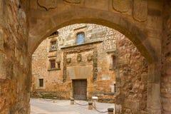 Ayllon, Hiszpania Fotografia Royalty Free