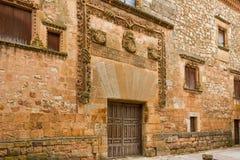Ayllon, Hiszpania Obraz Royalty Free