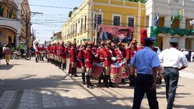 Ayma in Trinidad. Bolivia, south America. Ayma in Trinidad. Bolivia south America royalty free stock image