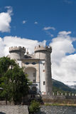 Aymavilles Castle, Italy Royalty Free Stock Photography