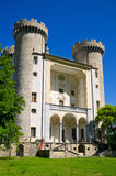 Aymavilles Castle. Italy Royalty Free Stock Photos