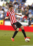 Aymeric Laporte of Athletic Club Bilbao Royalty Free Stock Photos