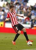 Aymeric Laporte of Athletic Club Bilbao royalty free stock photos