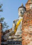 Ayotaya di Buddha Immagine Stock Libera da Diritti