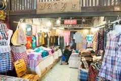 Ayothaya het Drijven Markt Royalty-vrije Stock Fotografie
