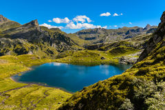 The Ayous Lake Royalty Free Stock Images
