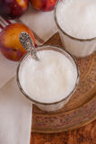 Ayran Yogurt Drink Royalty Free Stock Photo