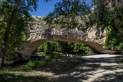 Ayres mosta Naturalny park zdjęcia royalty free