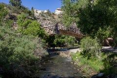 Ayres Natural Bridge Park Immagini Stock Libere da Diritti