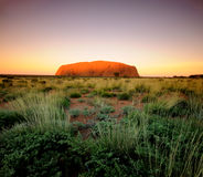 Ayres Rock Uluru Stock Photos