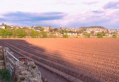 Ayrshire del nord di Seamill Immagini Stock