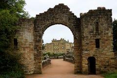 Ayrshire Scozia del castello di Culzean Fotografia Stock Libera da Diritti