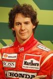 Ayrton Senna Immagini Stock Libere da Diritti