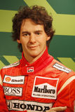 Ayrton Senna Royalty Free Stock Images