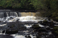 Aysgarth Falls Royalty Free Stock Photos