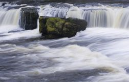 Aysgarth High Force Royalty Free Stock Photography